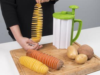 KitchPro Potato Twister Spiralschneider