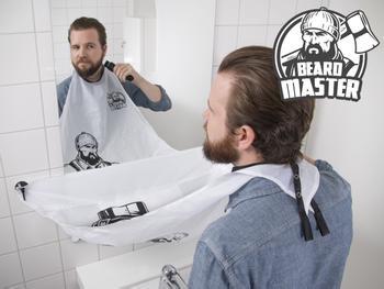 Beard Master - Rasur Haarfänger