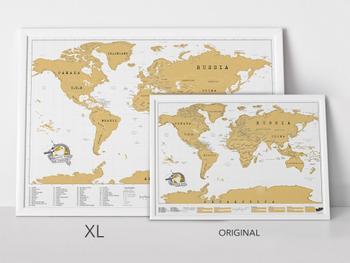 Scratch Map® XL