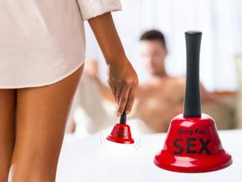Ring for Sex-Klingel