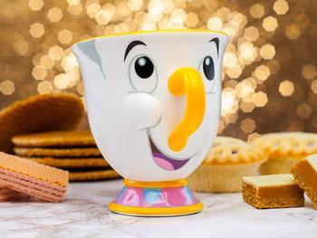 Die Schöne und das Biest Chip Tasse