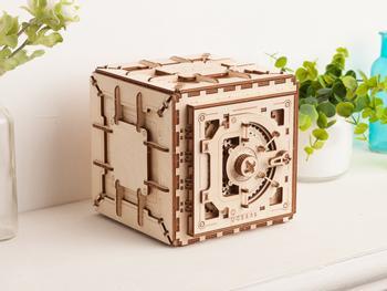Ugears 3D Puzzle Tresor