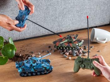 TechToys Battle Tanks (neu)