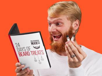 Adventskalender mit Bartölen