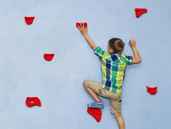 Ergo Holds Klettergriffe für Kinder