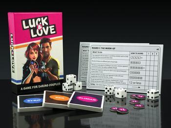 Luck & Love Würfelspiel