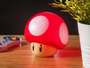 Super Mario Lampe