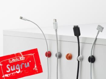 Sugru Formbarer Kleber Hacks for your Home Kit