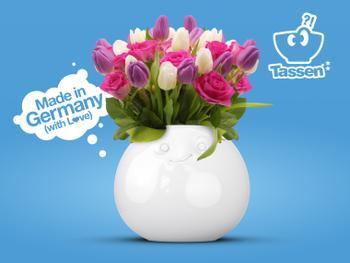 Die Lustige Vase - Amüsiert