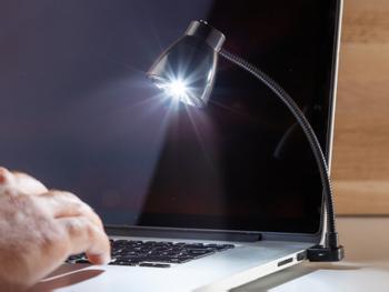 USB-Schreibtischlampe Spralla