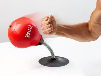Spralla Boxball für den Schreibtisch