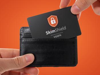 RFID Blocker für Geldbörse Vooni
