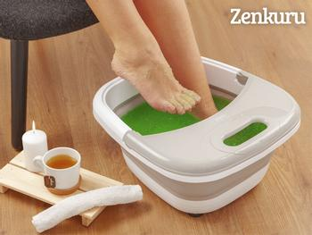 Zenkuru Faltbares Fußbad