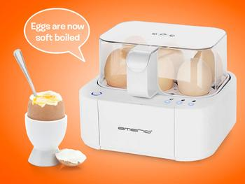 Emerio Smarter Eierkocher