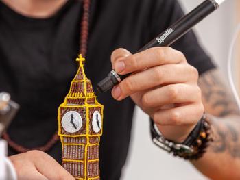 Spralla 3D-Stift