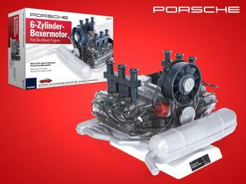 Porsche 6-Zylinder-Boxermotor Bausatz