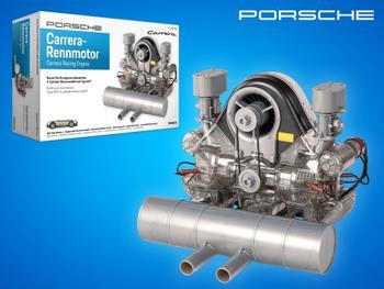 Bausatz 4-Zylinder Carreramotor Porsche