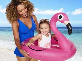Schwimmring Flamingo Baby