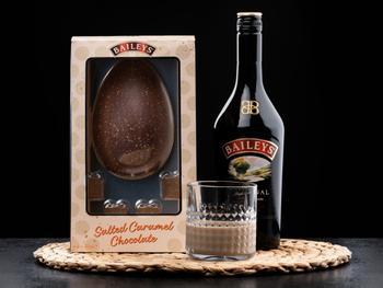 Baileys Salted Caramel Schokoei