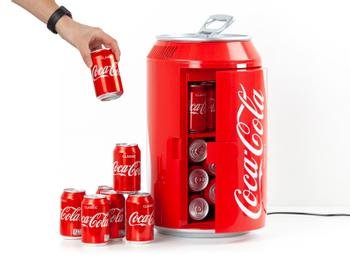 Coca-Cola Minikühlschrank Dose