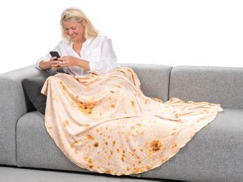 Spralla Burrito Decke