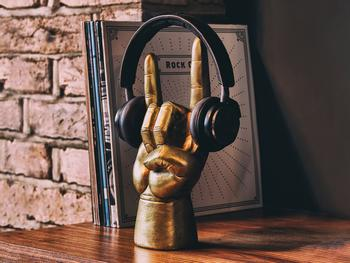 Rock On Kopfhörerständer