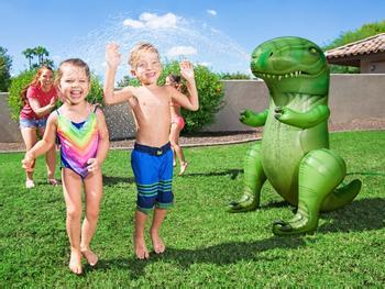 Bestway Wassersprinkler T-Rex