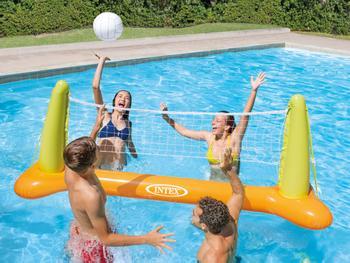 Intex Aufblasbares Volleyballset