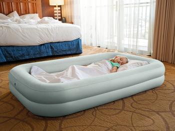 Intex Aufblasbares Reisebett Für Kinder