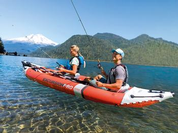 Intex Excursion Pro K2 Zweisitzer-Kajak