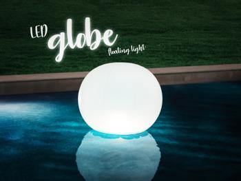 Intex Aufblasbare LED-Kugel