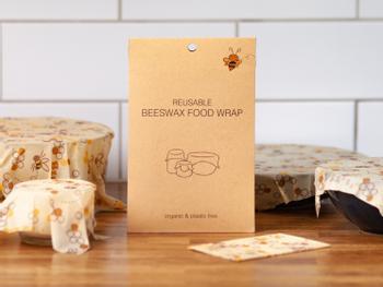 Beeswax Bienenwachstücher 5er-Pack