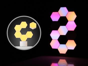 Cololight Pro-Smart LED Panel 6er Pack Starter Kit