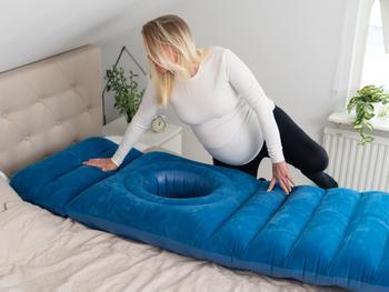Zenkuru Luftmatratze für Schwangere
