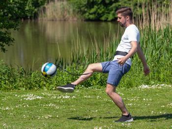 Spralla Fußball Trainingsgürtel