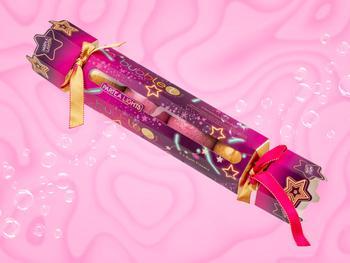 Bubble T Christmas Cracker Mit Badekugeln