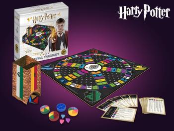 Trivial Pursuit Harry Potter: Ultimate Edition