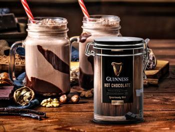 Guinness Heiße Schokolade Kakaopulver