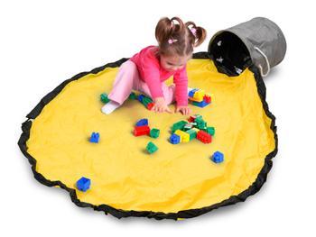 Spralla Aufräumsack mit Spielteppich