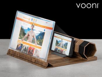 Vooni Bildschirmvergrößerung für Mobiltelefon