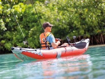 Intex Excursion Pro K1 Einsitzer-Kajak