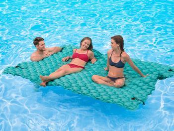 Intex Luftmatratze Floating Mat