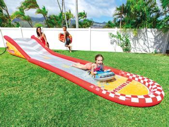 Intex Racing Fun Wasserrutschbahn
