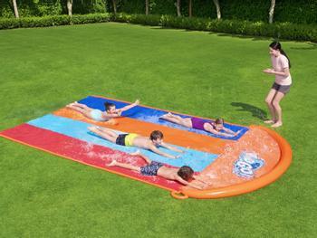 Bestway H2OGO! Quadruple Slide Wasserrutschbahn