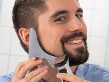 Beard Shaper Konturenkamm