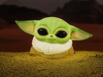 Star Wars Baby Yoda Lampe