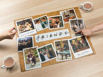 Friends Puzzle 1000 Teile