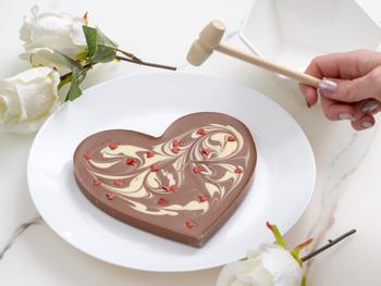Herzensbrecherschokolade