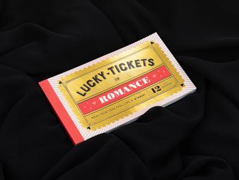 Lucky Tickets – Romantische Gutscheine