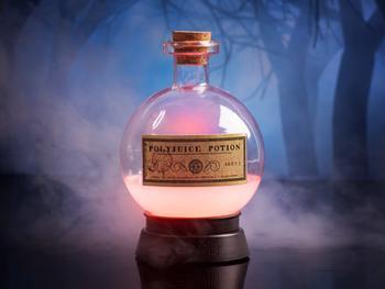 Harry Potter Zaubertrank Lampe